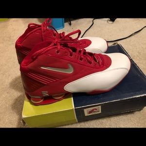 Nike Air Shocks(brand new) size 9.5 men